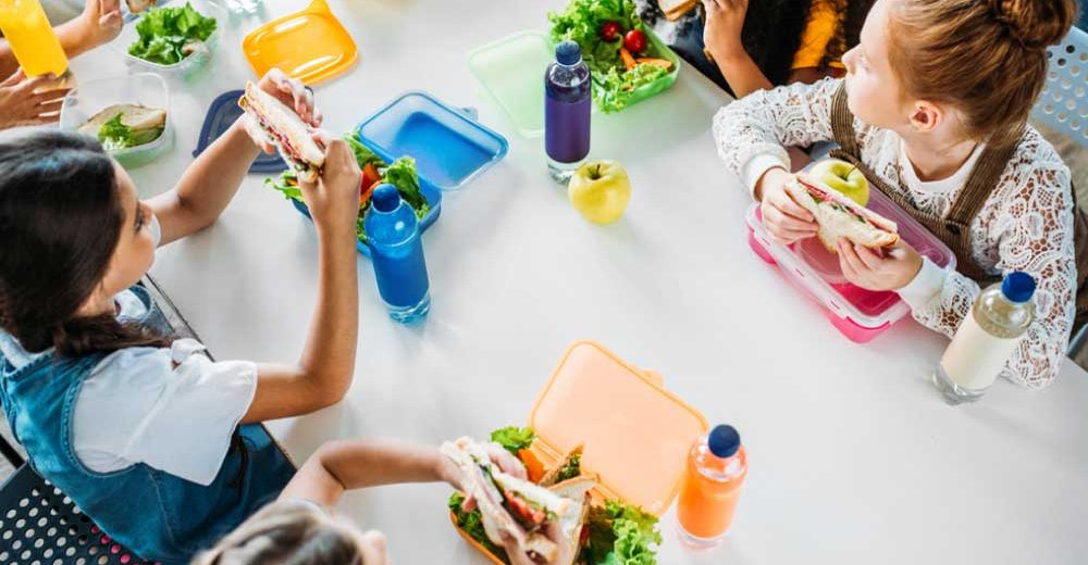Back to School | Eating Tips for Children - Medi Centres